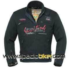CHAQUETA HIGHWAY CANVAS